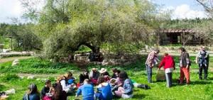 חווה ואדם - המרכז הרב תחומי לקיימות
