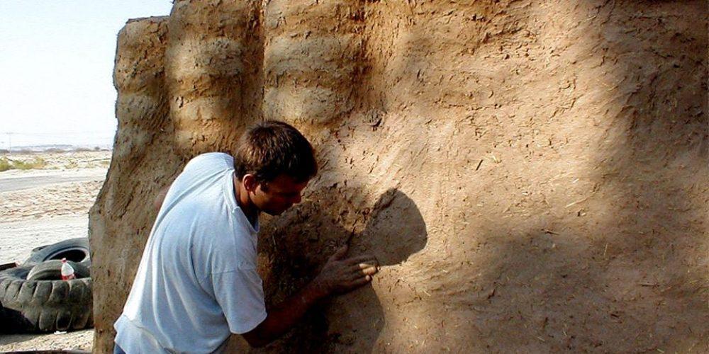 david mud wall
